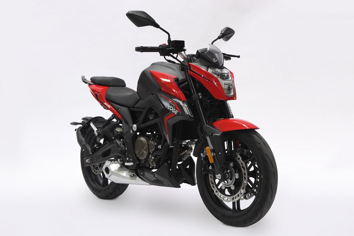 Comparativa Voge 300R 2019-2020 - Honda CB300R 2018-2020